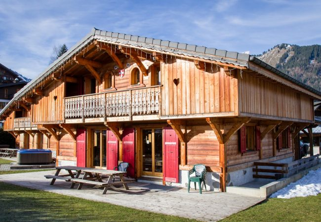 Chalet Coeurs Morzine with TAG Host Chalet Cookery Course in the Alps