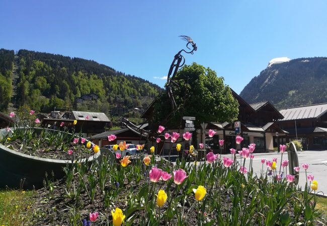 TAG Host chalet cookery course is held in a traditional alpine chalet in Morzine